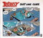 Astérix (Elf) -18- Astérix suit une cure