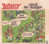 Astérix (Elf) -15- Astérix joue au rugby