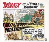 Astérix (Elf) -13- Astérix et l'étoile d'argent