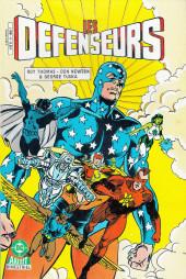 Les défenseurs (2e série - Arédit - Arédit DC) -4- Naissance d'un groupe