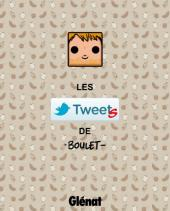 Les tweets de Boulet -1- Lourd est le parpaing de la réalité...