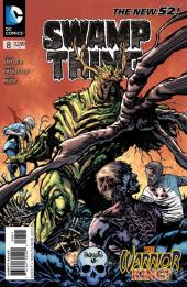 Swamp Thing (2011) -8- Eye of the Storm
