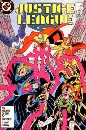 Justice League (1987) -2- Make war no more