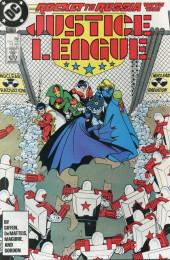Justice League (1987) -3- Meltdown
