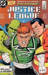 Justice League (1987) -5- Gray Life Gray dreams