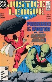 Justice League (1987) -6- Massacre in Gray