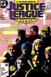 Justice League International (1987) -7- Justice League ... International