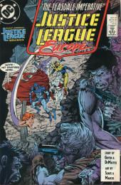 Justice League Europe (1989) -7- Teasdale unbound