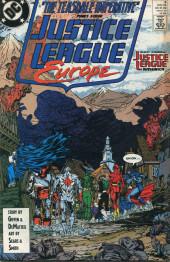 Justice League Europe (1989) -8- Showdown
