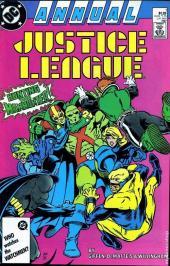 Justice League (1987) -AN01- Germ warfare