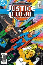 Justice League International (1987) -10- Soul of the machines