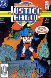Justice League International (1987) -9- Seeing red