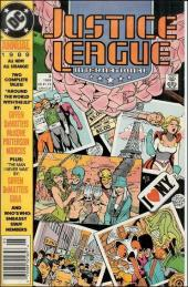 Justice League International (1987) -AN03- Around the world with the JL