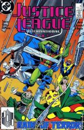 Justice League International (1987) -14- Shop or die