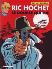 Ric Hochet -40b09- Le double qui tue