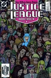 Justice League America (1989) -29- Nabu in my mind