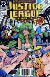 Justice League America (1989) -34- Club JLI