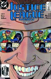 Justice League America (1989) -30- Teenage biker mega death