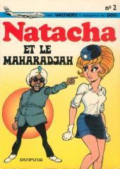Natacha -2a1983- Natacha et le maharadjah