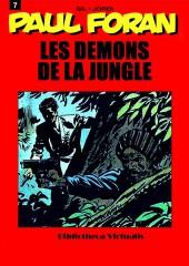 Paul Foran (édition pirate) -7- Les démons de la jungle