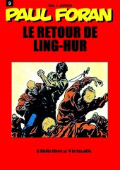 Paul Foran (édition pirate) -9- Le retour de Ling-Hur