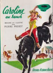 Caroline -9- Caroline au ranch