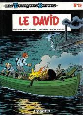 Les tuniques Bleues -19b88- Le David