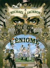 Michael Jackson (Le Fab/Lobel) -1- L'énigme
