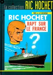 Ric Hochet - La collection (Hachette) -6- Rapt sur le France