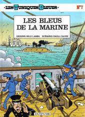 Les tuniques Bleues -7d2004- Les bleus de la marine
