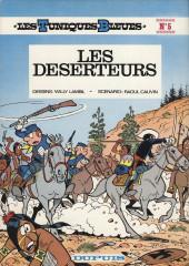 Les tuniques Bleues -5a1977- Les déserteurs