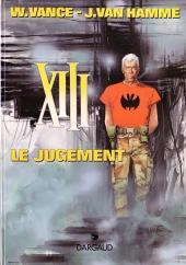 XIII -12TT- Le jugement