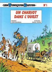 Les tuniques Bleues -1e03- Un chariot dans l'ouest