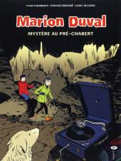 Marion Duval -21- Mystère au Pré-Chabert