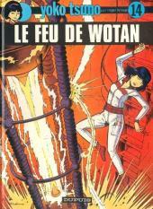 Yoko Tsuno -14a86- Le feu de wotan