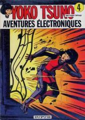 Yoko Tsuno -4b97- Aventures électroniques