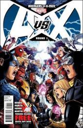 Avengers vs X-Men (2012) -1- Round 1