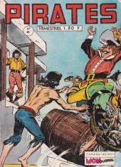 Pirates (Mon Journal) -46- Walter de l'isle contre