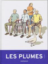 Les plumes -2- Volume 2
