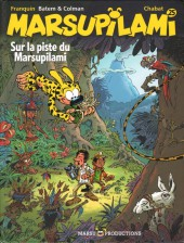 Marsupilami -25- Sur la piste du Marsupilami
