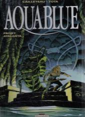 Aquablue -5a- Projet Atalanta