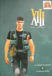 XIII (Le Soir Belgique) -9- La Version irlandaise / Le Dernier round