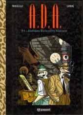 A.D.A. - Antique Detective Agency -1a- Antique Detective Agency