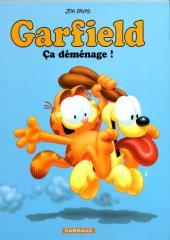 Garfield -26ES- Ca déménage !