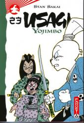 Usagi Yojimbo -23- Volume 23