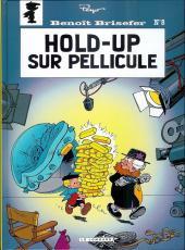 Benoît Brisefer -8c- Hold-up sur pellicule