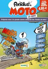 Les fondus de moto -Qz- Les fondus de moto - Le quiz