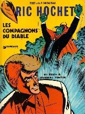 Ric Hochet -13a74- Les compagnons du diable