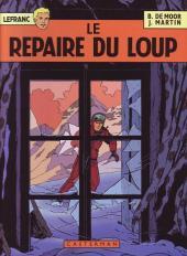 Lefranc -4TL60 Ans- Le repaire du loup