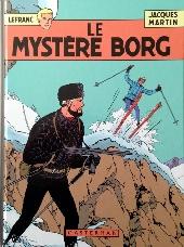 Lefranc -3TL60 Ans- Le mystère Borg